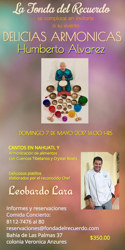 DELICIAS ARMONICAS 2017 precio 2