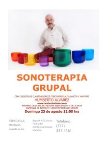 2 SONOTERAPIA GRUPAL CUERNAVACA