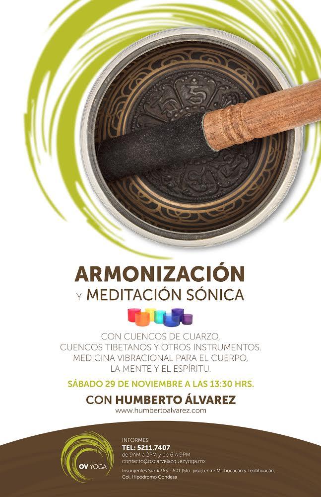 Armonización 29-NOV-2014