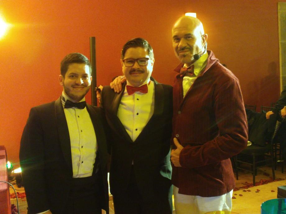 Con Enrique y Joserra.JPG